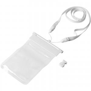 Splash vízálló tasak okostelefonhoz, fehér
